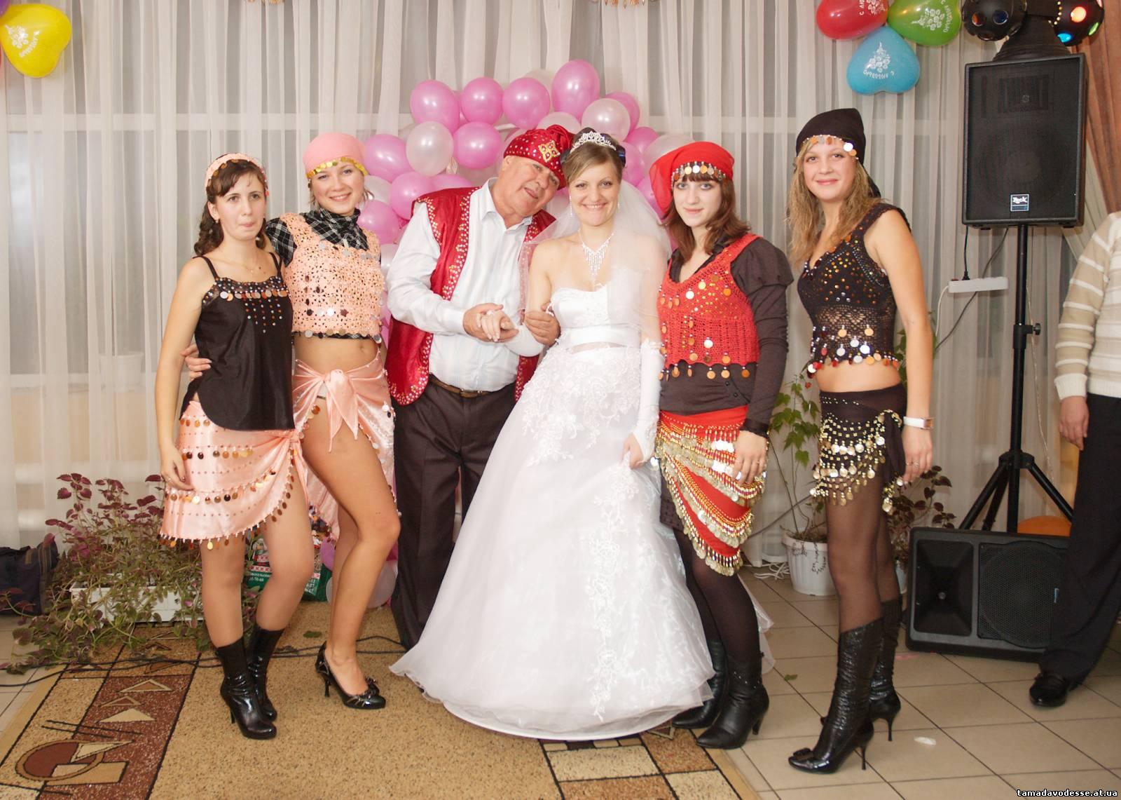 Сценарий европейской свадьбы для тамады